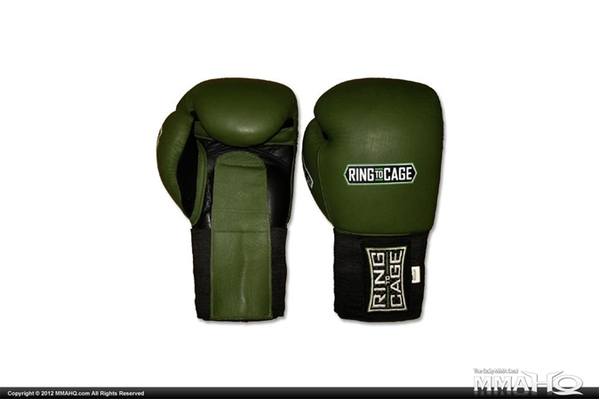 Ring to Cage MiM Injected Molded Sparring Gloves
